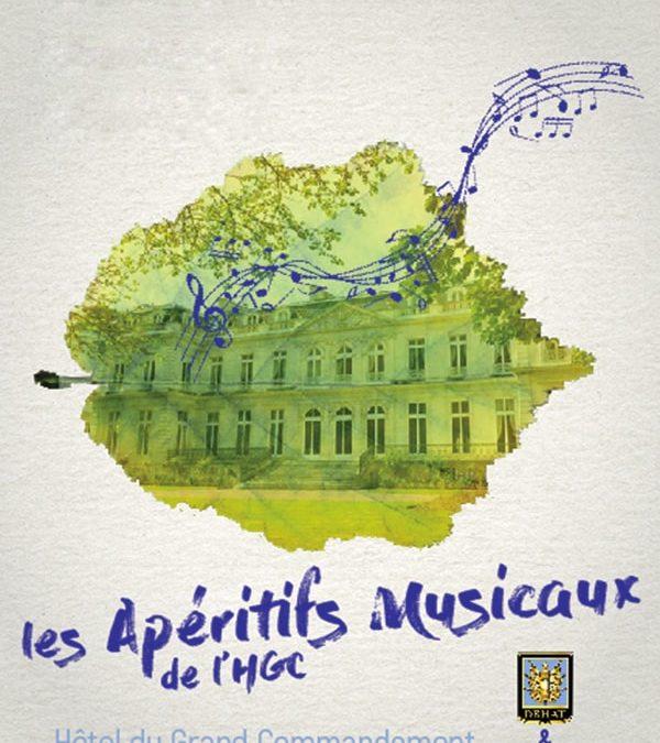 Apéritifs musicaux, 4 et 5 Septembre 2019