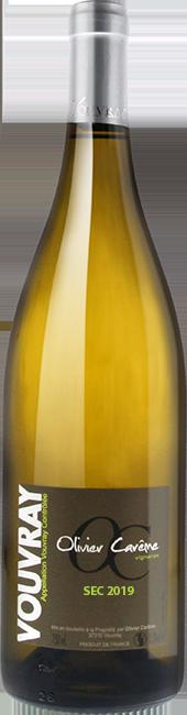 Vouvray sec 2019 vin blanc
