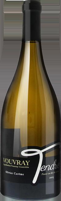 Vouvray tendre 2015 vin blanc