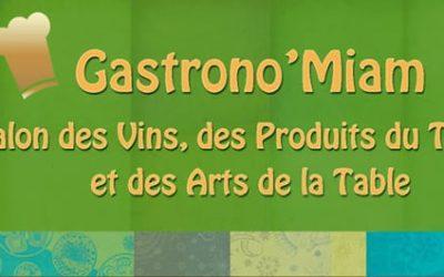 Salon des vins Gérardmer, 29 nov au 1er dec 2019