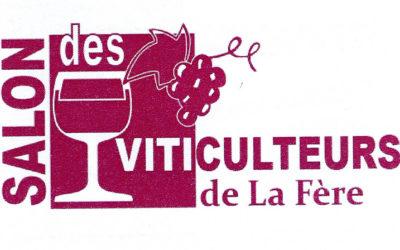 Salon des viticulteurs, 5 au 7 juin 2020